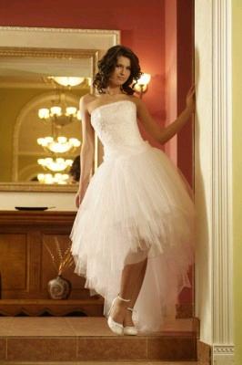 самые красивые свадебные платья.