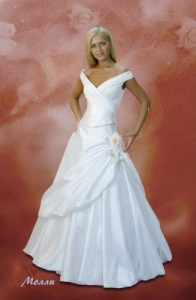 Свадебное платье Каплун фото