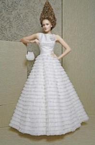 Свадебное платье Каплун