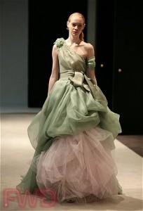 фото Vera Wang свадебные платья