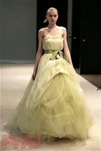 Платье Веры Ванг