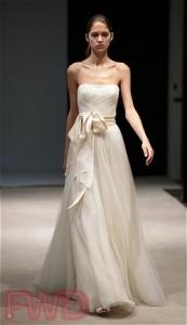 Платья от Веры Вонг фото