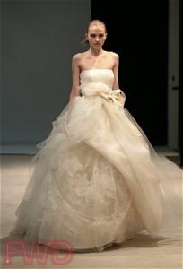 Vera Wang свадебные платья фото