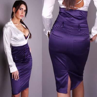 Шить объёмные юбки из дорогих тканей в тяжёлое послевоенное время было...