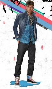 модная одежда для мужчин осень-зима 2010-2011