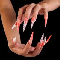 рисунки на ногтях инструкция для начинающих