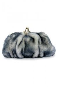 фото модной меховой сумки