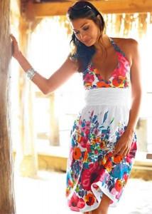 фото платья с завышенной талией