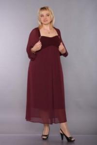 платья для полненьких