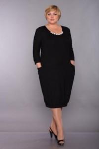 Фото платья для полных женщин