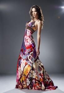 Платье макси 2010 фото