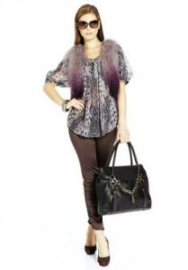 осень 2010 модная одежда