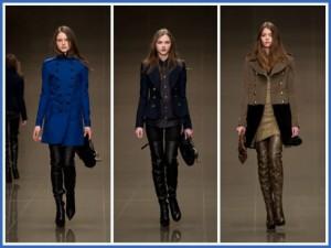 модное женское пальто фасона принцесса 2010-2011 фото