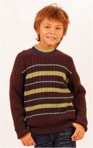 модная детская одежда сезона осень-зима 2010-2011 фото