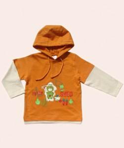 модная одежда для детей фото