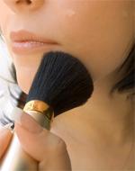 макияж для шатенок