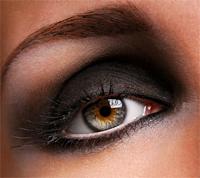 макияж для шатенок фото