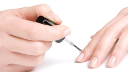 фото как правильно накрасить ногти