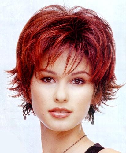 Фото стрижки и укладки волос