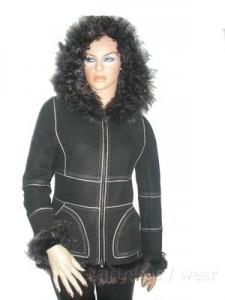 модные женские дубленки зима 2010-2011