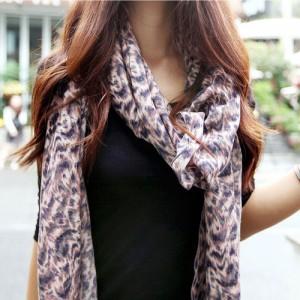 модные шарфы сезона 2010/2011 фото