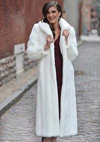 модные шубы зима 2010-2011 фото