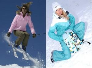 горнолыжные костюмы 2011