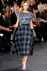 Миниатюра к статье Модные длинные юбки зима 2011