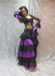 фото длинной модной юбки