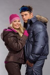 модные горнолыжные костюмы зима 2011