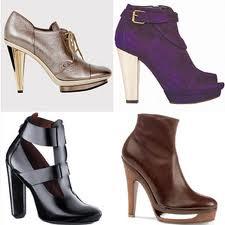 обувь модная весной 2011