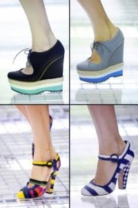 какая обувь модна этой весной