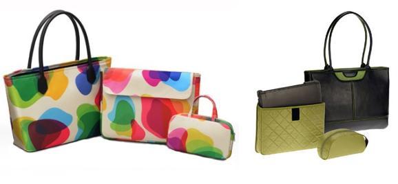 красивые сумки для ноутбука.