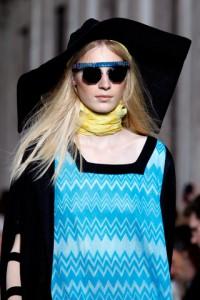 модные шляпы весна 2011
