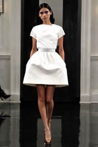Миниатюра к статье Модные платья весна-лето 2011