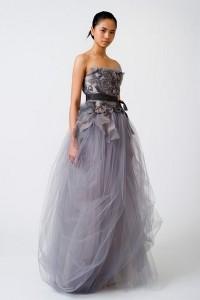 свадебное платье весна-лето 2011