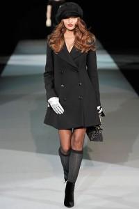 модное пальто сезона весна 2011