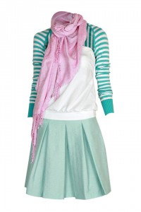 модная одежда весна лето 2011