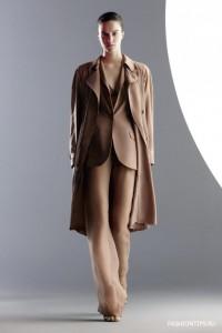 модное пальто на весну 2011 фото