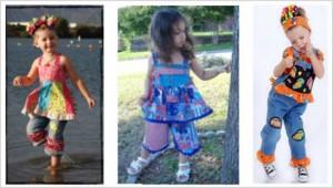 модная детская одежда весна-лето 2011