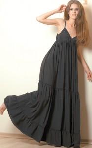 макси платье для будущей мамы