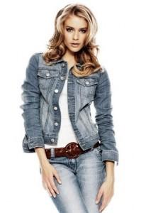 весна 2011 модные джинсовые куртки