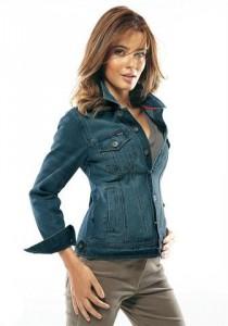 весна 2011 модная джинсовая куртка