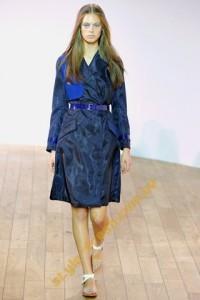 модное пальто на весну 2011