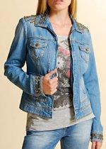 джинсовая куртка мода сезона весна 2011