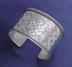 изделия из серебра фото