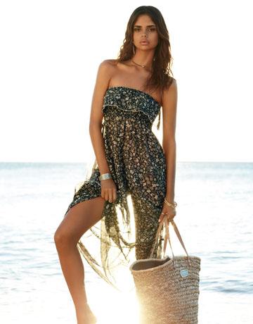 пляжная одежда лето 2011 фото