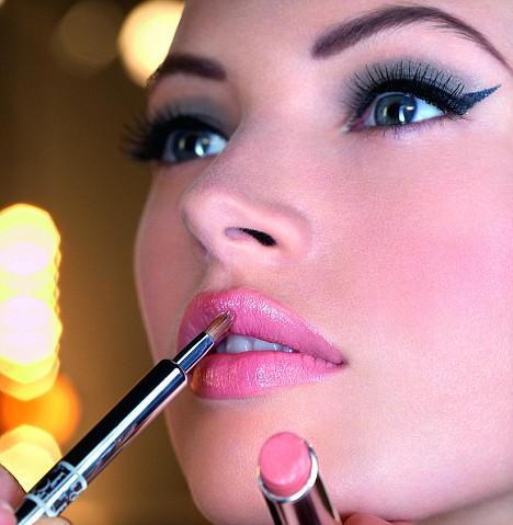макияж в картинках поэтапно