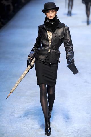 модная куртка на осень 2011 фото