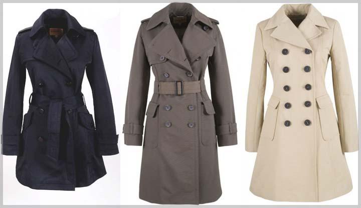 модное женское пальто на осень 2011 фото